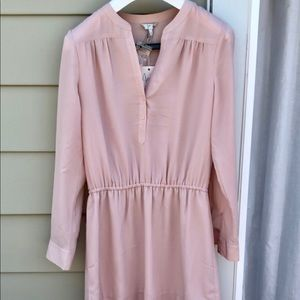 Joie Pale Pink Dress - NWT - Size Small